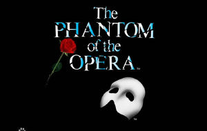 英国娱乐-Phantom of The Opera London