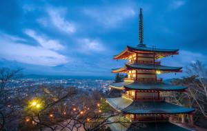 【日本图片】#蜂首游记#四月物语,一场从花开到花落的旅行(东京、富士山、大阪、京都、神户)