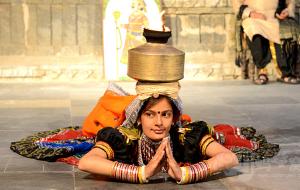 印度娱乐-拉贾斯坦风情文艺秀