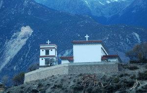 【盐井图片】滇藏线更新 第十四回  盐井 我们被抓进了芒康县公安局