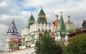 【乌克兰图片】俄罗斯游记——莫斯科篇