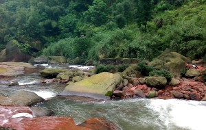 【泸州图片】#消夏计划#烟雨画稿溪,送你一夏清凉