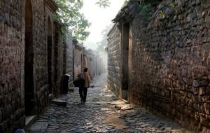 【井陉图片】于家石村一日行迹