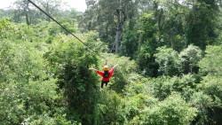 吴哥窟娱乐-吴哥滑索(Angkor Zipline)