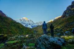 苦中作乐历险记 - 尼泊尔Poon Hill+ABC徒步攻略 博卡拉滑翔伞+加德满都古迹