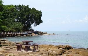【西哈努克图片】那一片海-----西哈努克港