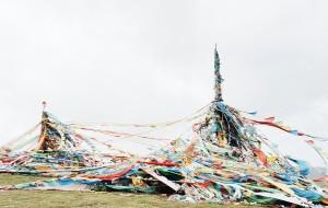 【乌兰图片】【中国西北】茶卡盐湖VS一枚手机