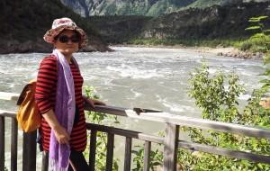 【雅鲁藏布江图片】西藏游之 雅鲁藏布大峡谷