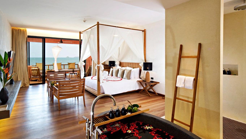 汉沙苏梅岛温泉度假酒店