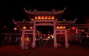 扬州美食-东关美食广场