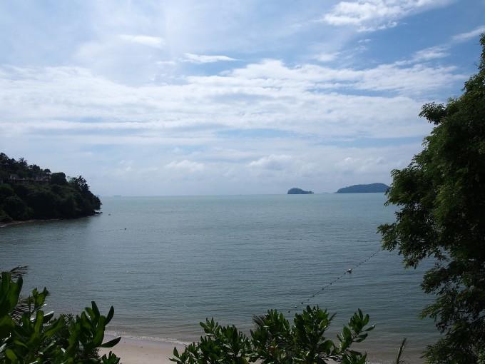 泰国普吉岛自由行-达柴最柔软的沙滩