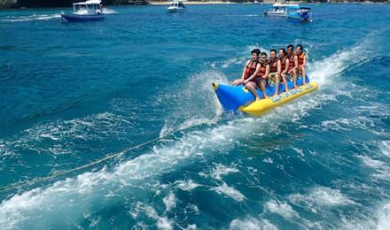 【豪华游轮】巴厘岛balihai ii蓝梦岛豪华游艇出海一日游