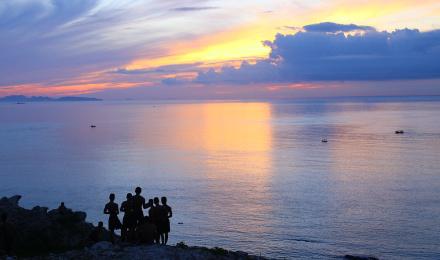 [福建最文艺的海和最美的山] 东山岛 | 从面向大海的苏峰山走向东山的