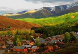 【结伴】九月最佳旅游圣地【新疆喀纳斯】,美图为证
