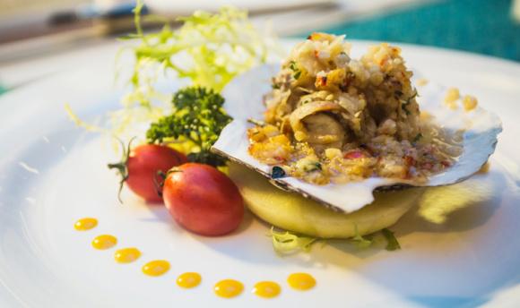 【海底餐厅】亚龙湾瑞德姆海底演艺主题餐厅(自助中餐