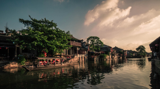 上海出发西塘水乡纯玩一日游