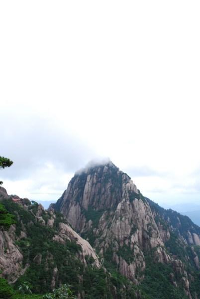 重回黄山 下 白云宾馆 鳌鱼峰观景平台