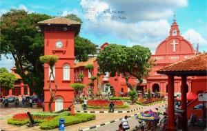 【马来西亚图片】免签过境马来西亚,五天玩转槟城、马六甲、吉隆坡