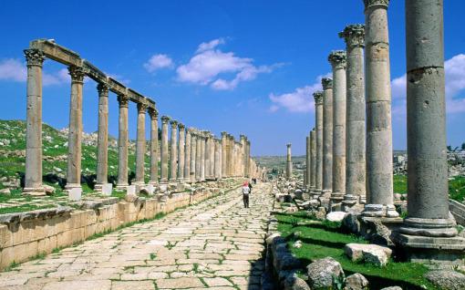 古罗马斗兽场图片