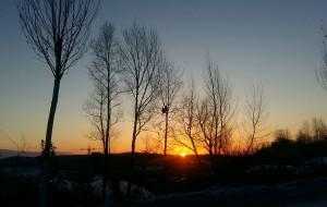 【佳木斯图片】今天抚远的天气特别好!早上送完孩子赶紧跑到南山上拍日出,分享给大家祖国东极今天的日出!