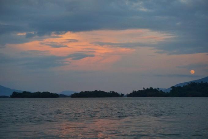 千岛湖 琅勃拉邦