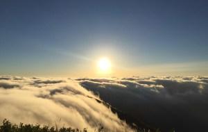 【吉安图片】登顶南风面,乐在深山林!
