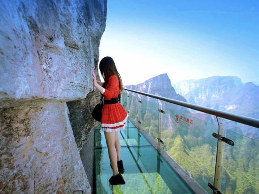 张家界国家森林公园 天门山玻璃栈道 精华3日游(仙境如画/ 0隐性消费