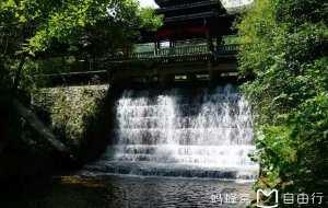 【大圩图片】2016年8月桂林-北海自由行(第一天 古东瀑布、大圩古镇,漓江漂流)