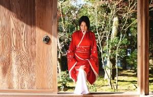 【日本图片】京都:穿着汉服,在日本来一场中国的穿越礼