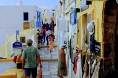 Ⅱ 十一加婚假,希腊加意大利的叽里呱啦——圣托里尼