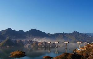 【青田图片】大美千峡湖,青田旅游醉在波光中