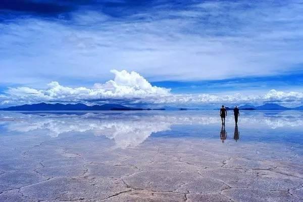 天空之境 | 仰望繁星 脚踏银河 玻利维亚美的令人窒息
