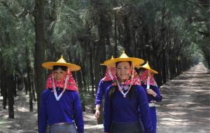 【惠安图片】惠安小岞惠女林场