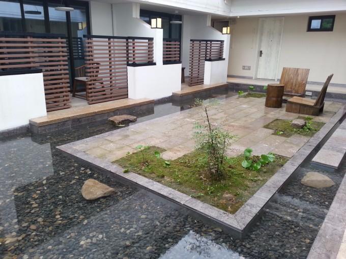 禅式庭院设计