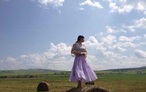 【根河图片】七月未央,八月在初,呼伦贝尔,我的踏歌
