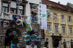 斯洛文尼亚首都卢布尔雅那
