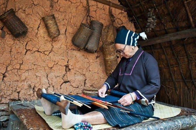布织布手工制作灯笼