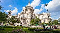 伦敦景点-圣保罗大教堂(St.Paul's Cathedral)