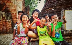 """【茵莱湖图片】#缅甸# 微笑佛国,最美的风景——是""""人""""(附详细行程、消费、酒店、饮食)"""