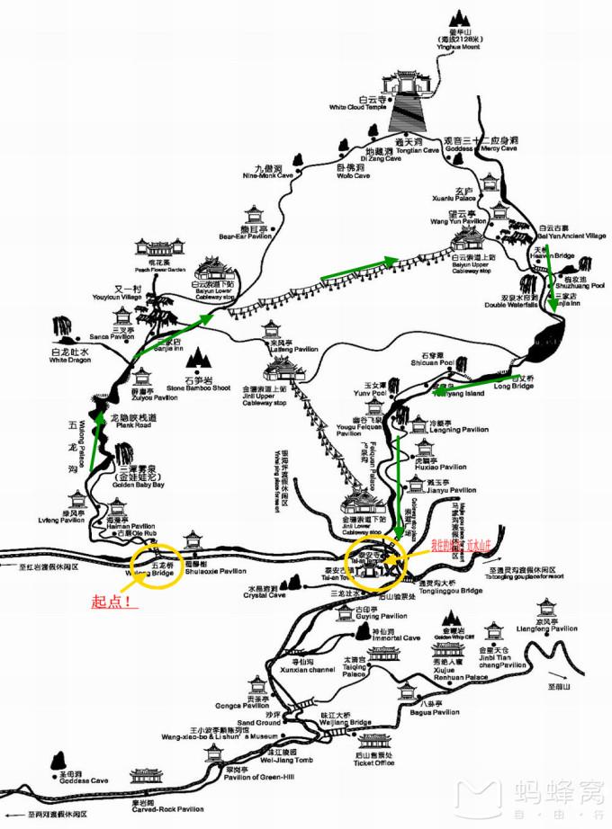 地图 简笔画 手绘 线稿 680_922 竖版 竖屏