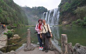 【黄果树瀑布图片】贵州省游记(中)-----黄果树大瀑布旅游区