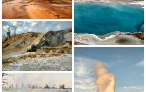 【提顿图片】感受大自然的神奇和壮丽------美国一号公路、黄石国家公园、大提顿国家公园