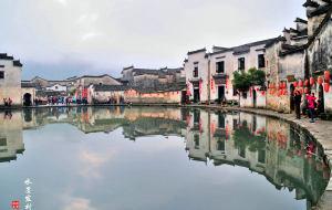 【宏村图片】宏村——中国画里的乡村