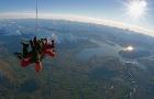 新西兰 瓦纳卡高空跳伞(12000英尺/15000英尺可选 含皇后镇接送)