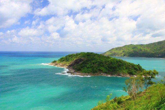 跟我游泰国(三)——迷人的普吉岛