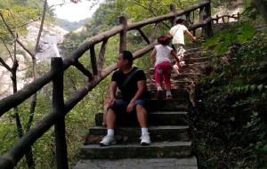 【黄陂图片】带着小妞游家乡——武汉后花园天然氧吧,木兰山,古门石山