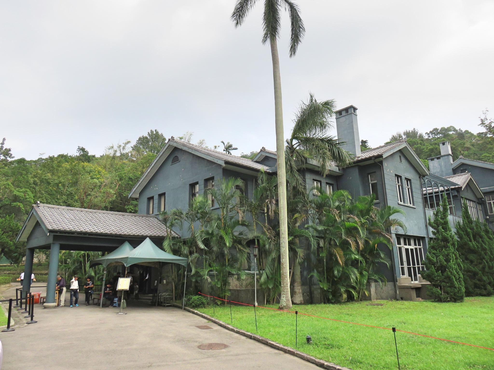 2016台湾游-士林官邸