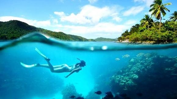 新加坡民丹岛浮潜之旅