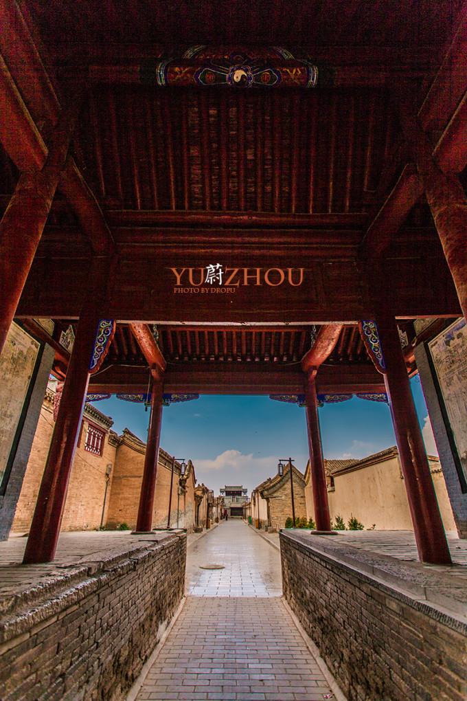 蔚州不老,死去的是黄土。