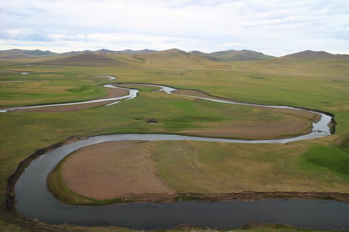 内蒙古周边风景区